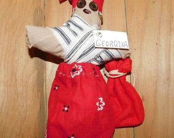 Georgina: Louisiana Creole Doll