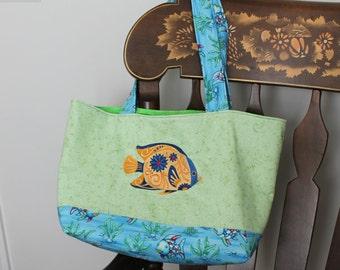 Fish Beach Bag