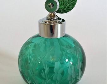 Personalised Gift, Handmade Perfume Bottle,