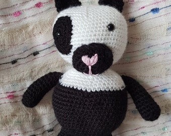 Hand Crocheted, Child Friendly, Soft Toy/Plushie - Petra the Panda