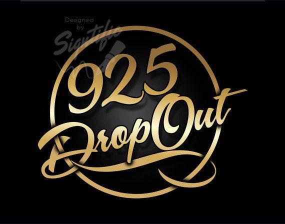 Custom Label Design - Round Logo