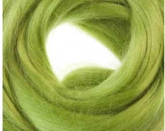 Ramie, 1OZ , natural fiber for  wet felting decor, spinning and needle felting, toy making.