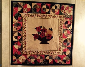 Winterberry wallhanging