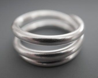 coiled silver band cbt.fs.802