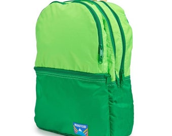 Nilson Backpack Neon Green/Kelly