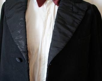 Vintage jacket black vintage 1940s