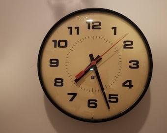 "Vintage 13"" Simplex Clock"