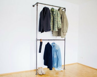 LEA - Clothes Rack industrial design