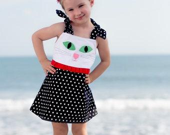girls dress pattern pdf, sewing pattern for kids, girl sewing pattern pdf, childrens sewing pattern pdf, girls clothing pattern, kids, CLEO
