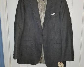 Lanvin Grey Suit Jacket