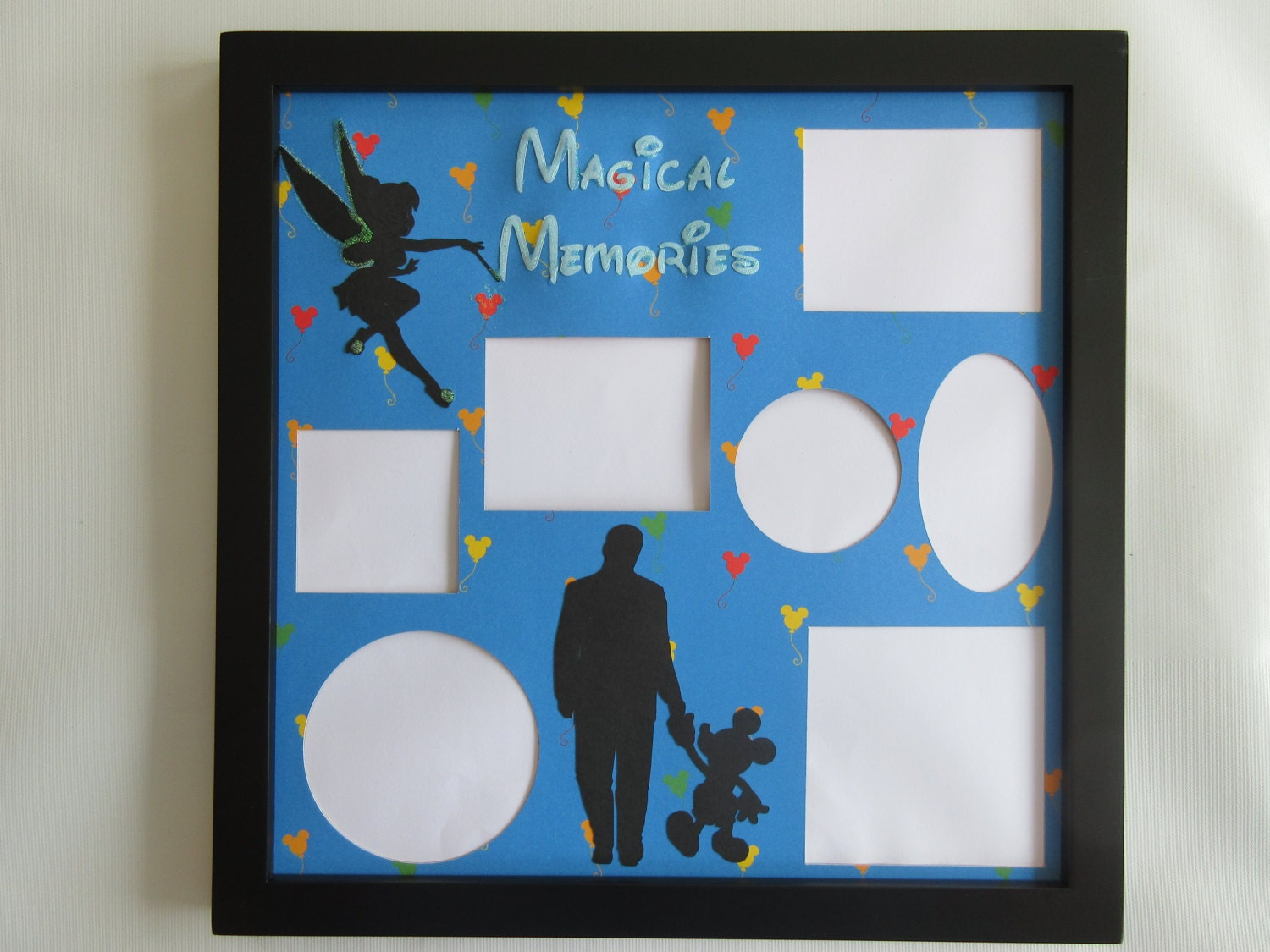 Disney themed picture frame frames collage mickey mouse walt zoom jeuxipadfo Choice Image