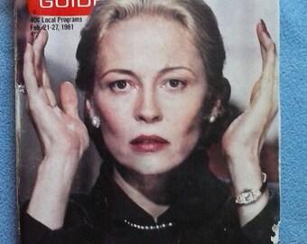 TV Guide Feb. 21, 1981