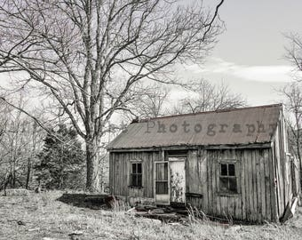 Abandoned Shack, Old Home, Rustic Abandoned Shack, Forgotten,