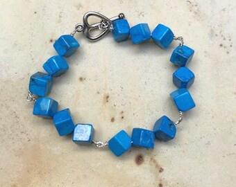 Blue Chakra Bracelet