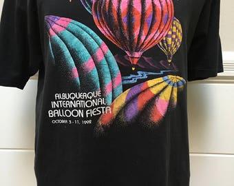 Vintage Albuquerque International Balloon Fiesta Tshirt