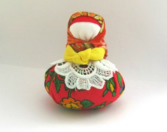 Motanka,ukrainian traditional doll,folk doll,charm,talisman,Doll motanka Blagopoluchnitsa ( Hostess )