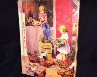 1957 Alice and Jerry Book