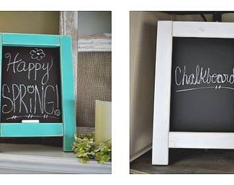 Tabletop Easel Chalkboard