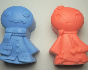 Lalaloopsy Soap Doll Soaps