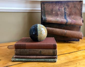 Vintage Books Old Books Vintage School Books Old School Books Vintage Book Decor Antique School Books Old Spelling Books Teacher French Book