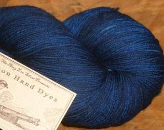 Jack Ross, Inspired by Downton Abbey... Canon Hand Dyes Charles Merino Sock Yarn