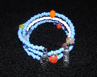 Assorted Seed Bead Bracelets