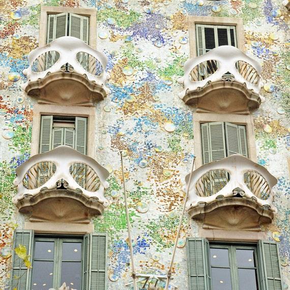 Barcelona Photography Gaudi Architecture Casa Batllo House