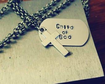 Child of God necklace
