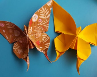 Origami Big Butterfly
