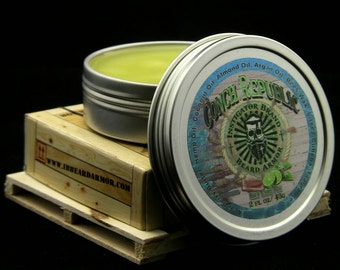 Key Lime Pie: Conch Republic Instigator Brand Beard Armor Balm