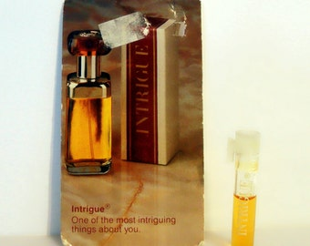 Vintage 1970s Angelfire by Mary Kay 0.02 oz Cologne Sample Vial DISCONTINUED PERFUME