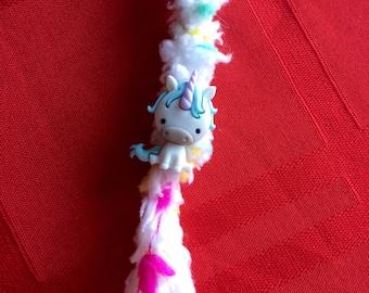 Hair Wrap: Rainbow Unicorn