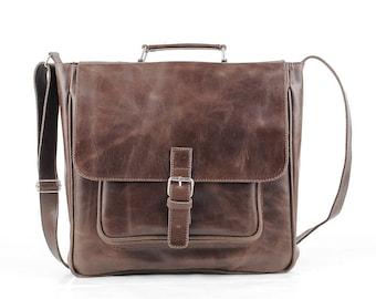 Leather Messenger bag brown laptop bag Leather messenger bag for men messenger bag men messenger bag camera bag bag for laptop bag for men