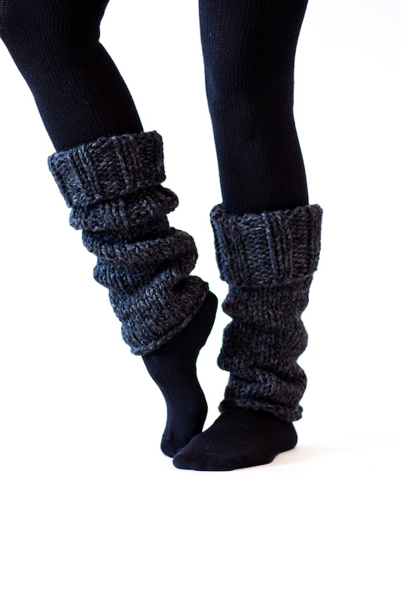 Boot Cuff Leg Warmers Knitting Pattern Harmony Mother To