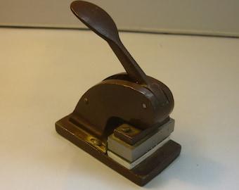 Vintage Iron Girder Press