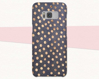 Abstract Samsung Galaxy S9 Case, Galaxy S9 Plus, Galaxy S8 Case, for Galaxy S7, Samsung Note 8, Galaxy S8 Plus, Dots, Samsung S6 Phone Case