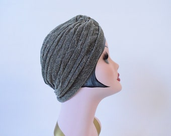 Metallic Turban | Deadstock Turban