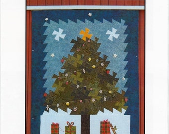Twisted Christmas Pattern from Pohlar Fabrics - Christmas Quilt Pattern