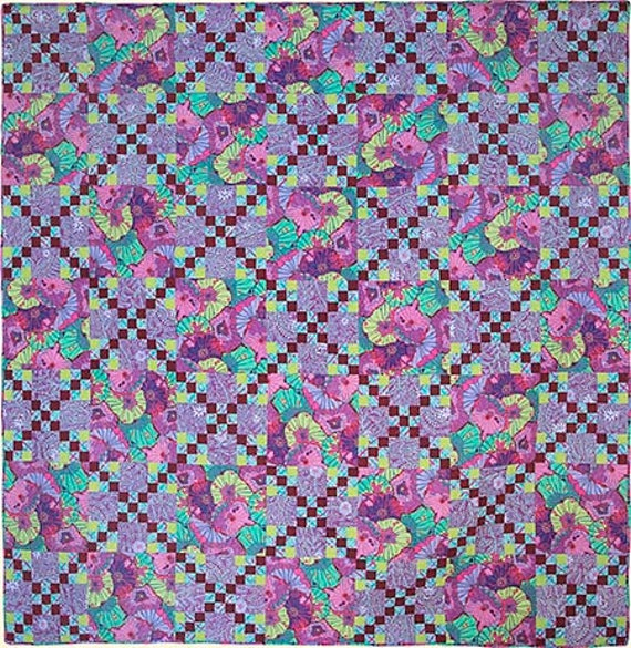 """ROAD TO IRELAND Quilt Fabric Pack """"Quilts In Ireland"""" Kaffe Fassett"""