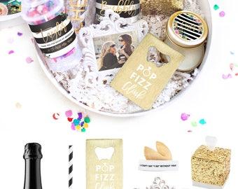 Will You Be My Bridesmaid Box - Maid of Honor Proposal Box - Bridesmaid Proposal Box - Matron of Honor Proposal - Asking Bridesmaid Gift Box