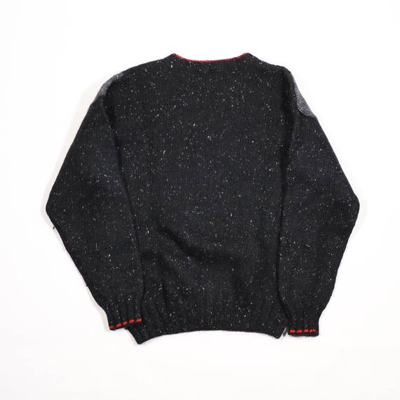 Sweater ICEBERG Wool cartoon with pattern 7P5xwgCPq