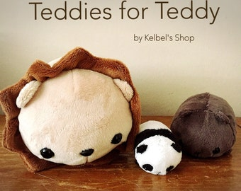 Teddies for Teddy Exclusive size