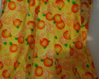 Orange 2 T Summer set.