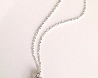 Dna Necklace, Dna, Double Helix Necklace, DNA Jewelry, Biology