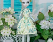 50 colors! Dress for Monster High / EverAfterHigh doll 1/6 size