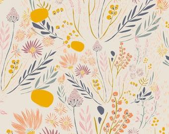 Fabric by the yard - Art Gallery Fabrics - Wispy Daybreak Aura