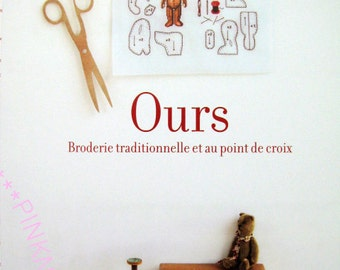 Ours French Cross Stitch Book