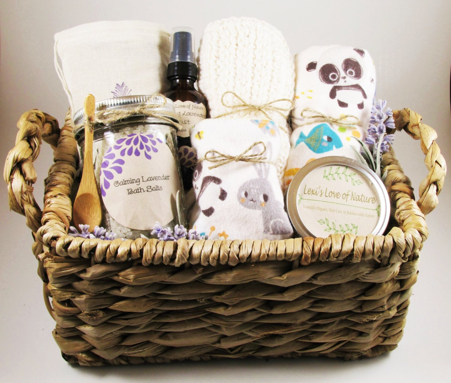 Gift for new mom mom and baby gift new mom gift basket zoom negle