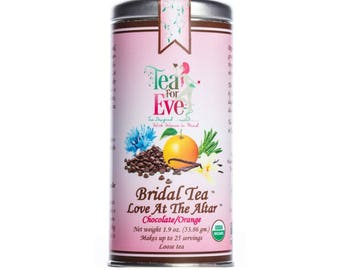Bridal Tea - Love At The Altar