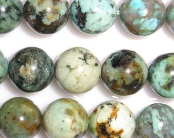 10mm Round Chrysotine Bead Semiprecious Gemstone Bead String Beading 15''L Jewelry Supply Wholesale Beads